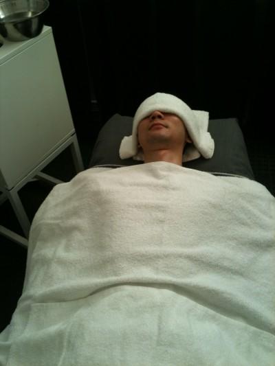 recension av ansiktsbehandling för män