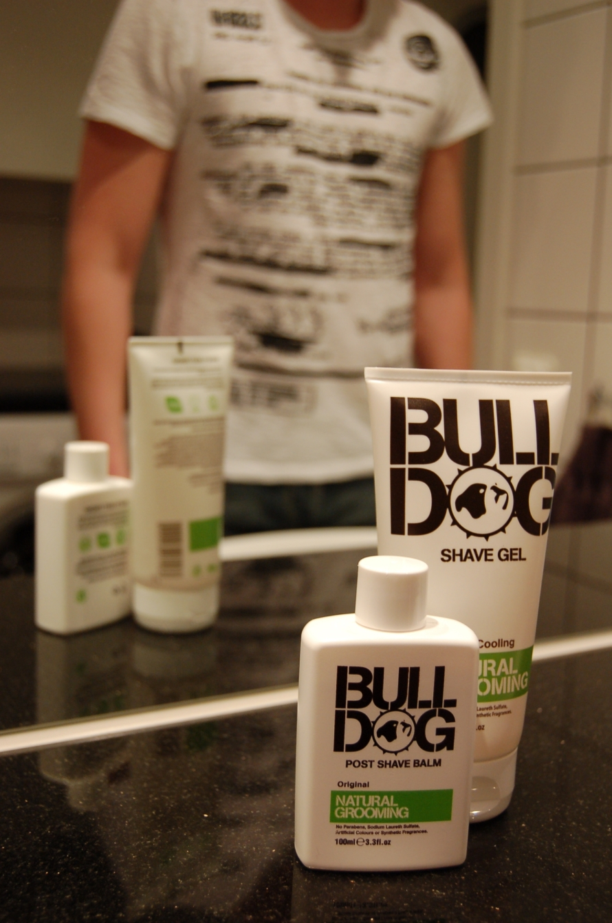recension bulldog rakvård