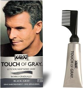 recension hårfärg för män med grått hår
