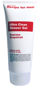 recension showergel