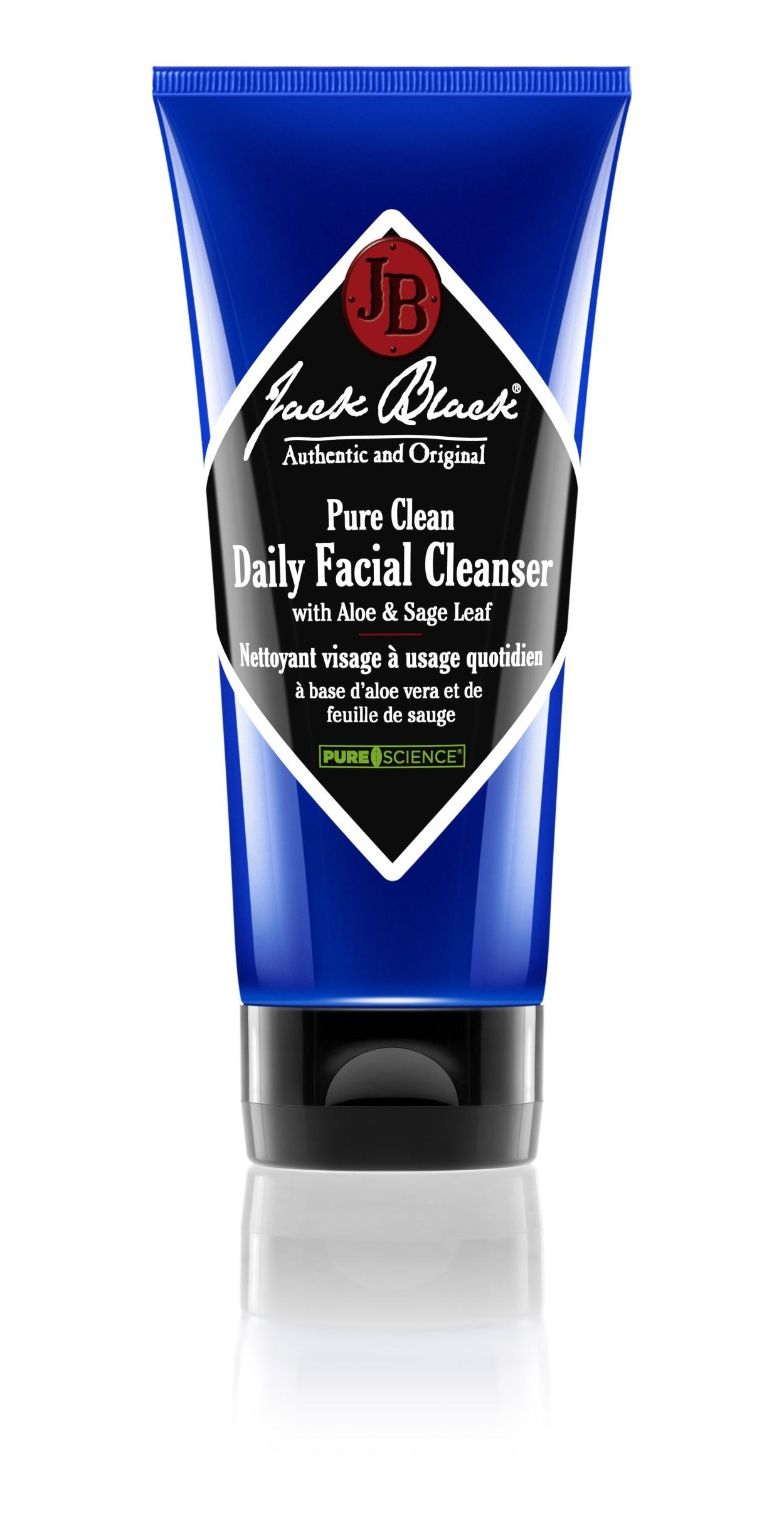 Recension av naturlig ansiktsrengöring från Jack Black