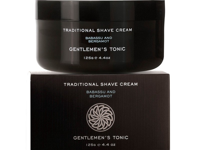 recension av gentlemens tonic rakkräm