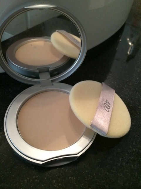 recension av 4voo anti-shine puder