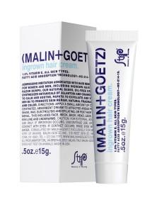 recension av malin+goetz kräm mot skäggfinnar och inåtväxande hårstrån
