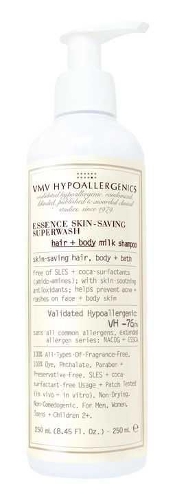 recension av vmv hypoallergenics rengöring för hår & kropp
