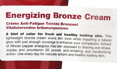 recension bronzer för män