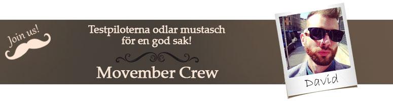 movember crew recension