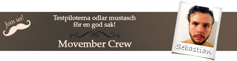 recension movember crew