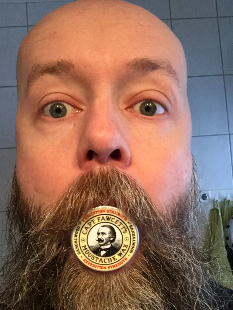 captain fawcett mustaschvax eyeball