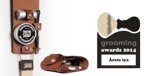 grooming awards 2014 årets lyx produkter