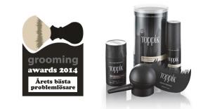 grooming awards 2014 problemlösare produkt