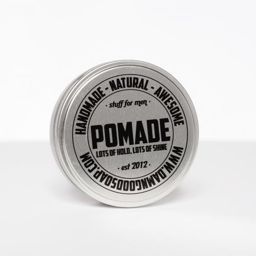 damn good soap company pomade