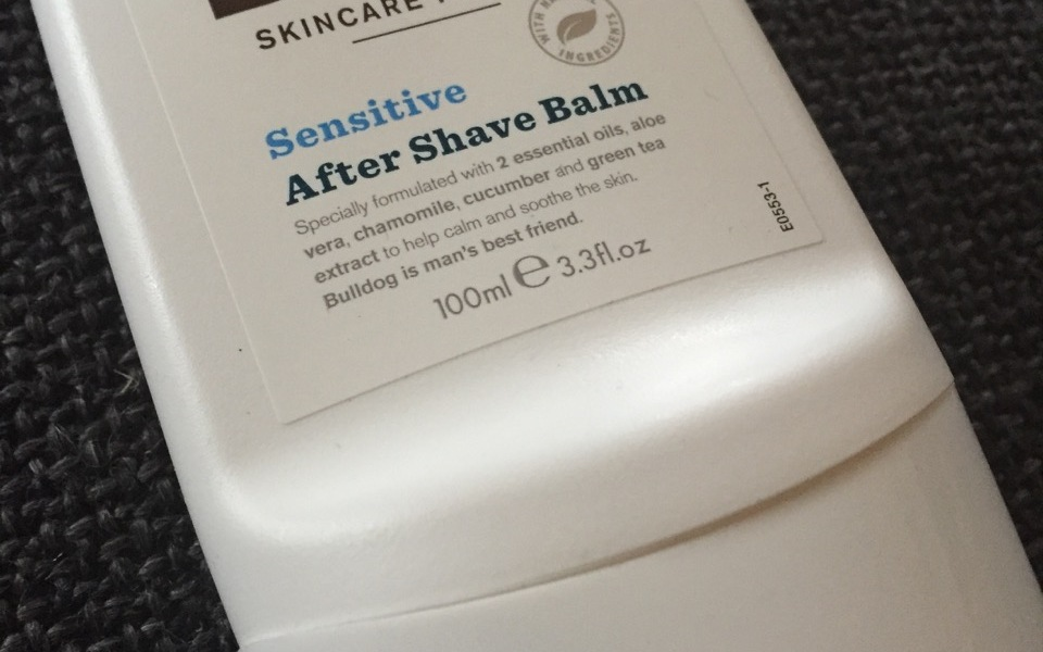 recension after shave känslig hud