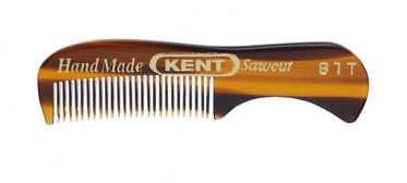 recension kent brushes moustache comb