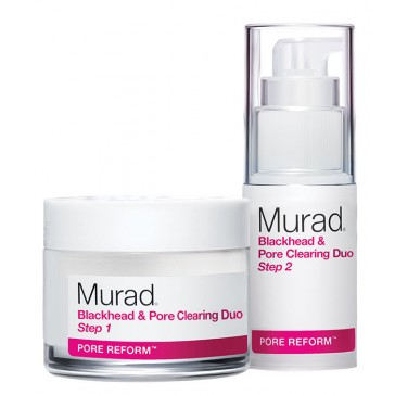 recension Murad Blackhead & Pore Clearing Duo