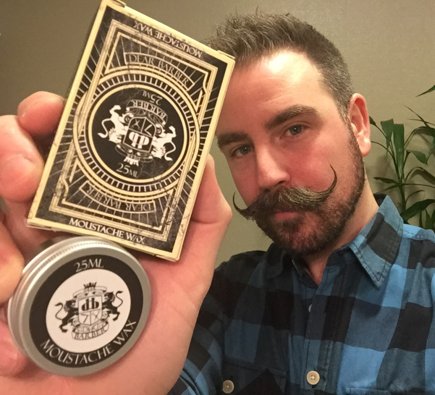 recension dear barber moustache wax