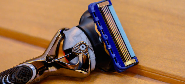 recension gillette flexball