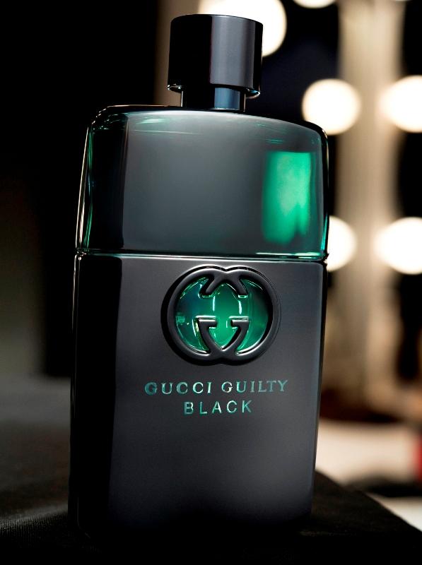 recension Gucci Guilty Black