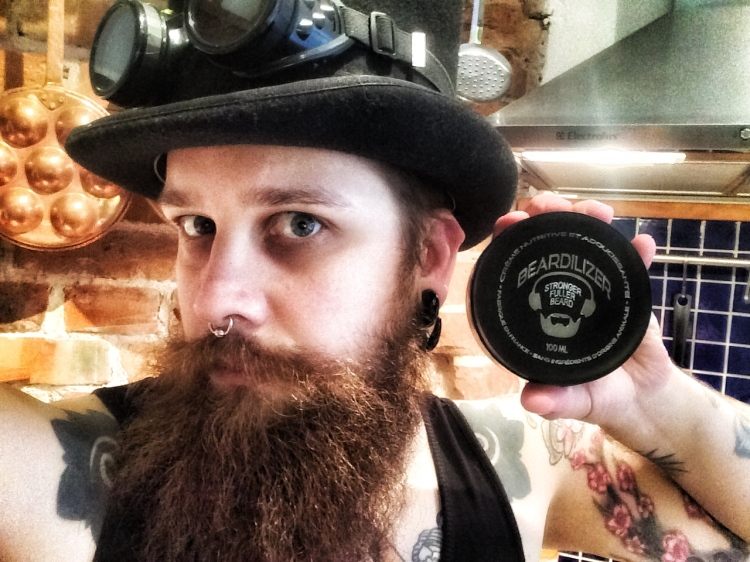beardilizer beard cream