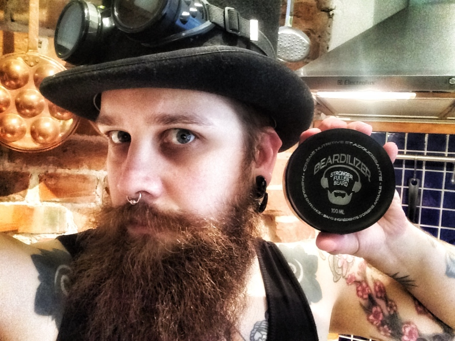 beardilizer beard cream