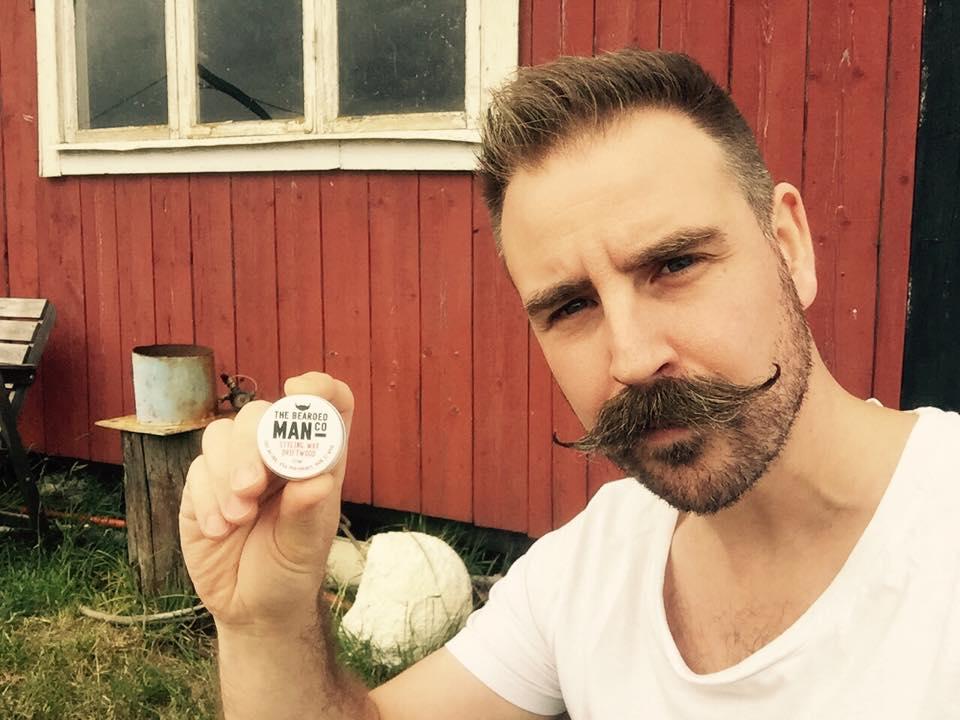recension the bearded man company