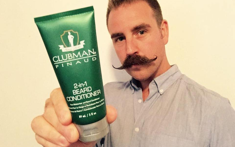 recension clubman 2 in 1 beard conditioner