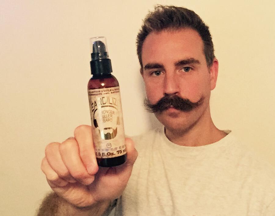 recension skäggolja beardilizer