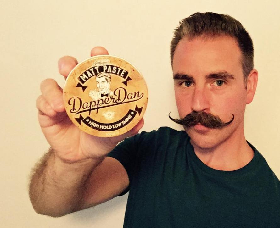 recension dapper dan matt paste