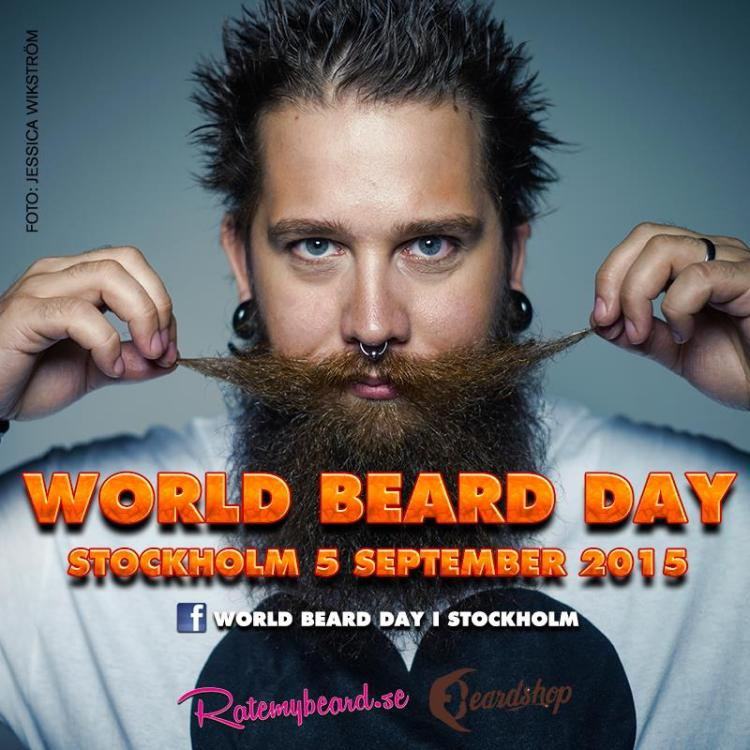 fira world beard day i stockholm 2015