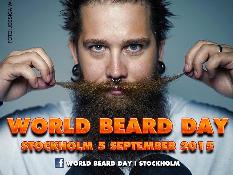 fira world beard day i stockholm 2015