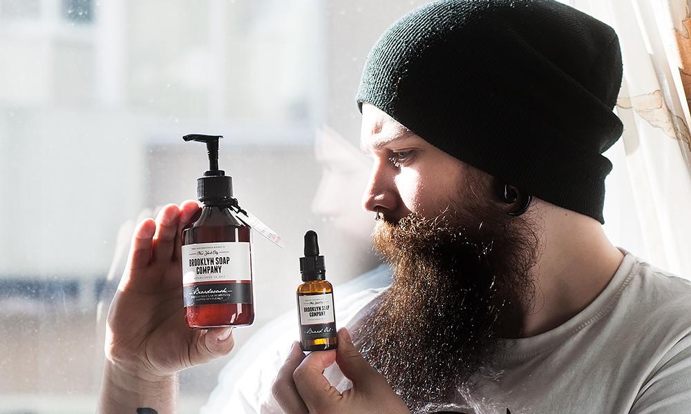 recension skäggschampo skäggolja