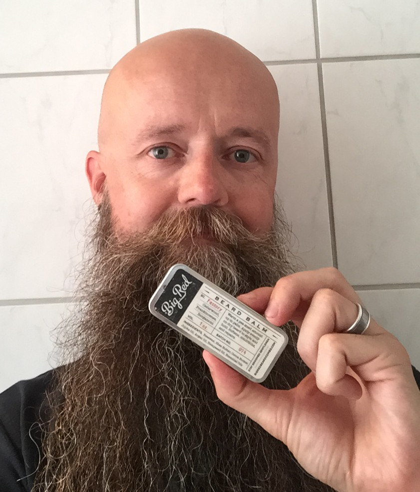 recension big red beard balm factory