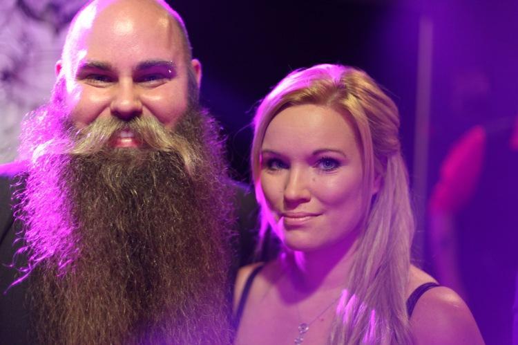 beard artist