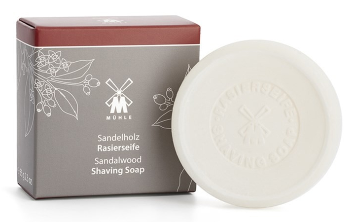 recension shaving soap muhle