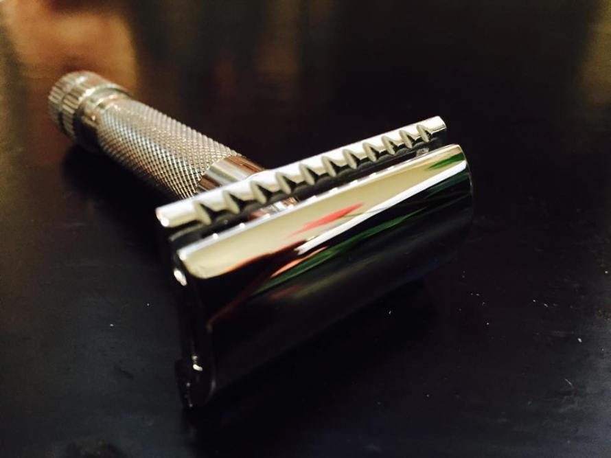 recension safety razor merkur