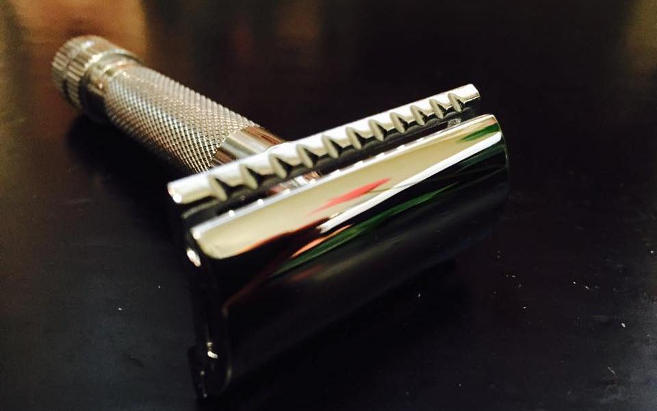 recension safety razor merkur