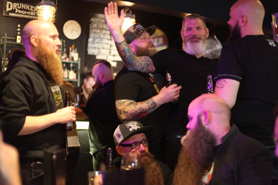 world beard day sverige 2015