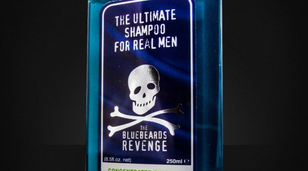 recension schampo bluebeards revenge