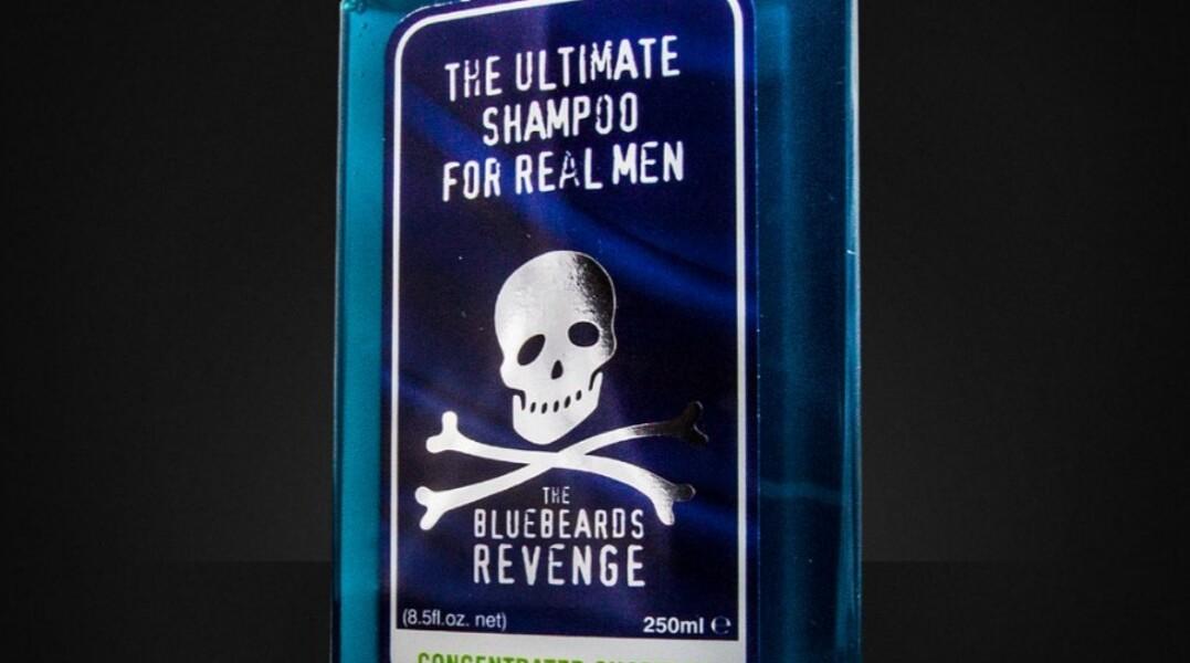 recension schampo bluebeards revenge