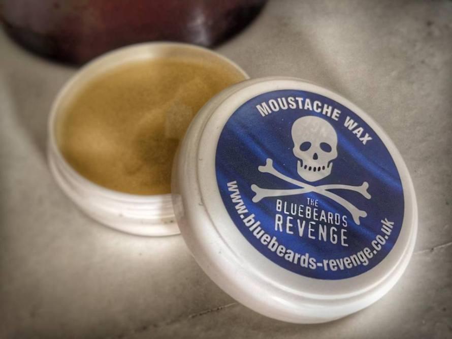 recension the bluebeards revenge moustache wax
