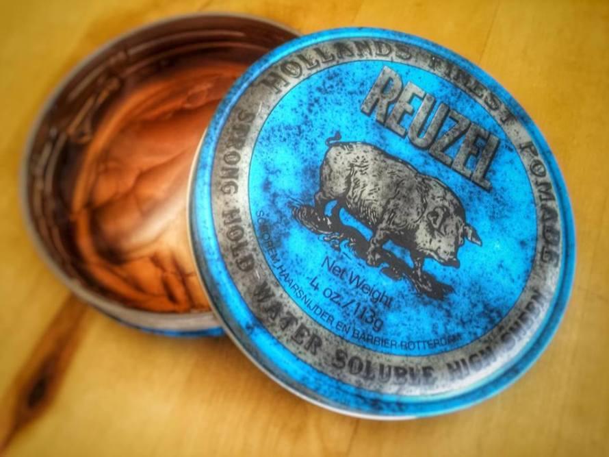 recension reuzel blue pomade