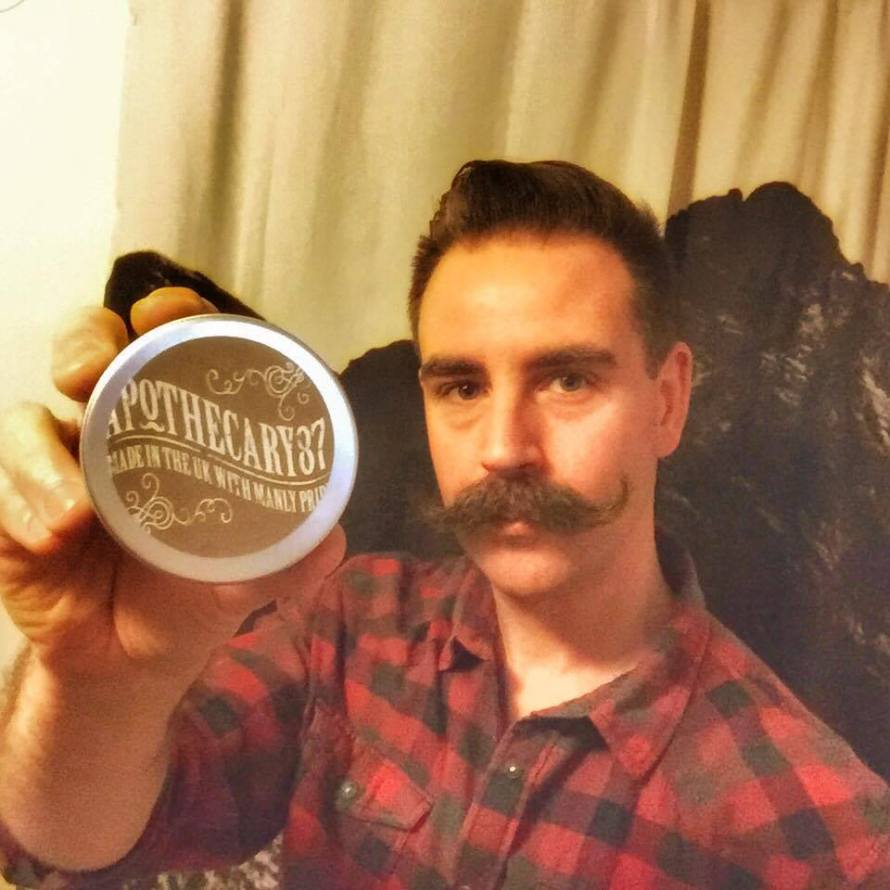 stefan apothecary pomade