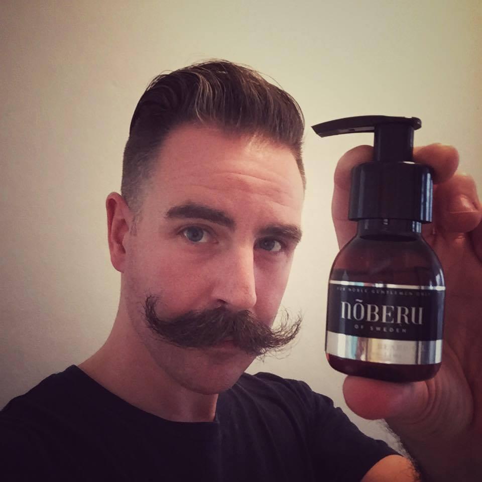 recension noberu skäggolja