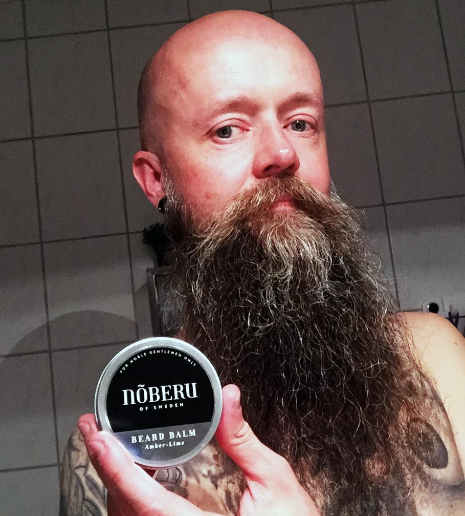 Öka din skäggväxt