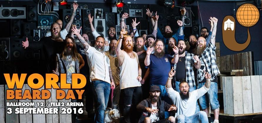 beardshop world beard day sverige