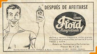 floid shaving
