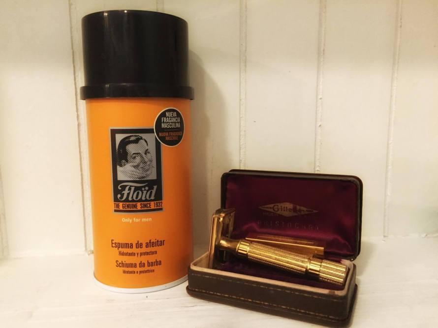 recension shaving foam floid