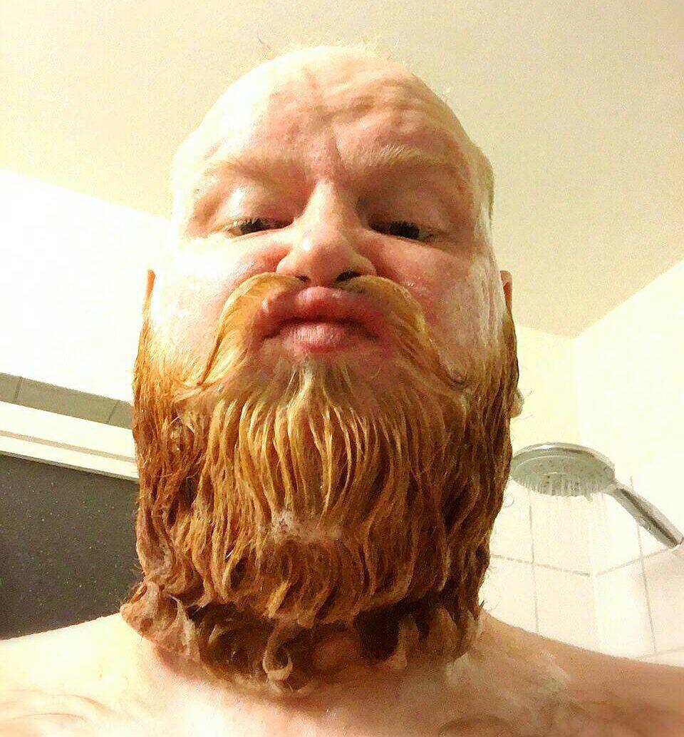 recension skäggtvätt