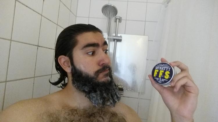 recension skäggtvål
