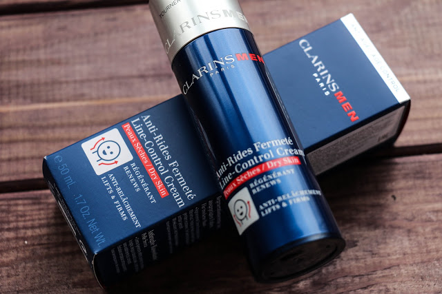 recension anti age clarins men